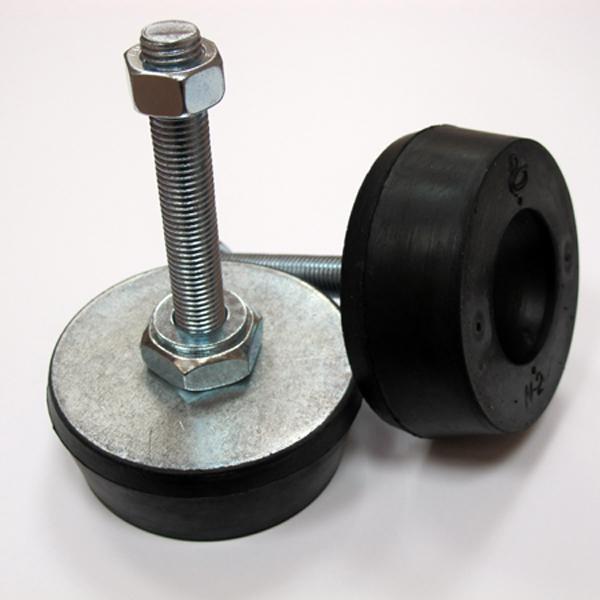 Machine Mounts Catalog Ega 241 A Antivibration Mounts