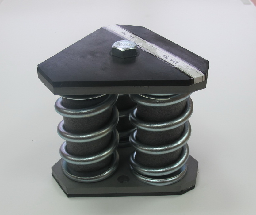 3m 750 Multiple Springs Metallic Dampers Catalog