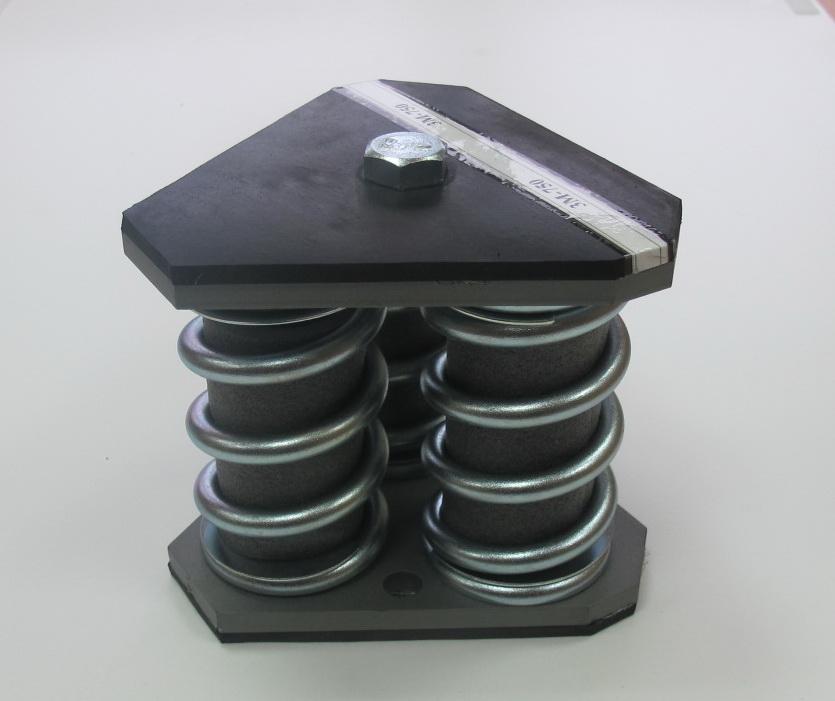 3m 750 Multiple Springs Metallic Dampers Catalog