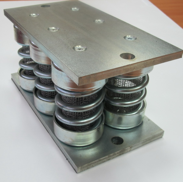 6m 1 500 Multiple Springs Metallic Dampers Catalog
